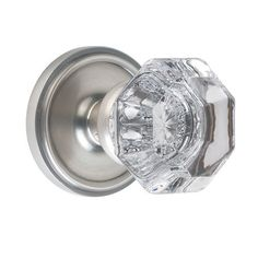middle bedroom old town clear knob crystal porcelain