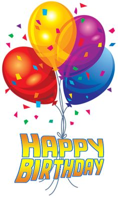 free birthday happy clip