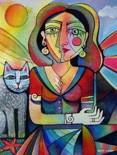 Los perros vienen cuando los llamas. Los gatos toman el mensaje y luego se comunican contigo -  Mary Bly
