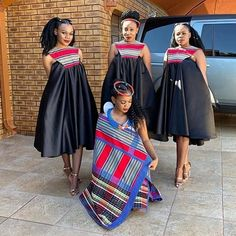 African Wear Dresses, Latest African Fashion Dresses, African Print Fashion, African Attire, Ankara Fashion, Africa Fashion, African Prints, African Fabric, Venda Traditional Attire