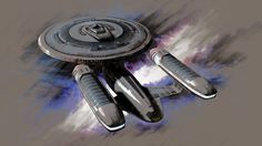 Enterprise Series - NCC-1701-C by thomasthecat.deviantart.com on @deviantART