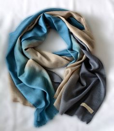 SOPIVA finewool ombre scarf ANNA