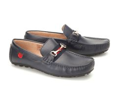 Buy Loafers for Boys Baby - Footwear - Callisto Blue Loafers Online India | The Little Shopper