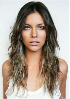 Ash Brown Hair Colors With Lowlights