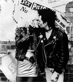 "Nancy Spungen and Sid Vicious, Lola Vicious is named after Sid ""sex is boring boring boring"" Vicious."