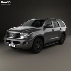 Buy Toyota Sequoia TRD Sport 2018 by on The model was created on real car base. Toyota 4, Toyota Trucks, Toyota Cars, Toyota Sequioa, Car 3d Model, Car Colors, Trd, Car Car, Land Cruiser
