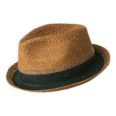 654edf1dc92a75 Men's Bailey of Hollywood Grimet Fedora 81697 - Pecan Fedoras Chola Style,  Fedoras, Cool