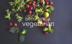 it's jill's life: My Journey To Becoming A Vegetarian