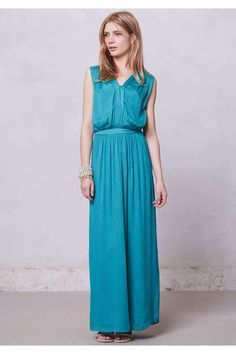 Studded Maxi Dress | Anthropologie.eu