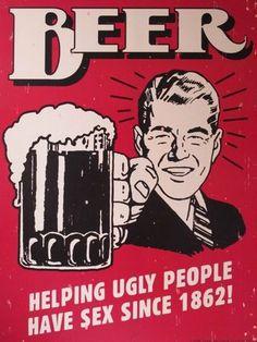 La vraie fonction de la biere