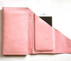 Leather Iphone Wallet - good inspirations for sewing something up!