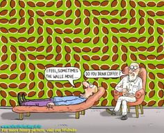 click :) if u see the walls moving
