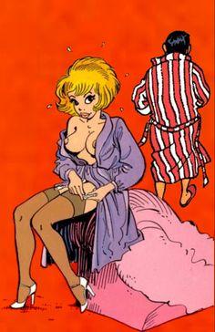 Tegneserie varulv sex