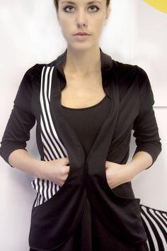 tri-pocket jacket from Yellowcake (yum!)