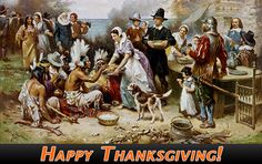 Happy Thanksgiving! From our family to yours.
