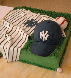 This was my first attempt at a baseball hat, baseball,...