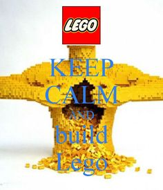 """Keep calm and build LEGO - If you ♥ LEGO, come have a look at LEGO LOVE board http://pinterest.com/almaisoncloud9/lego-love/ - I am the French-Israeli designer of """"Mademoiselle Alma"""". Inspired by my daughter, ALMA, I create Jewelry made from LEGO bricks, SWAROVSKI crystals and of course, a great amount of imagination. *** http://www.facebook.com/MademoiselleAlma Hope you LIKE my Facebook page-shop ♥ & http://www.etsy.com/shop/MademoiselleAlma #LEGO"""