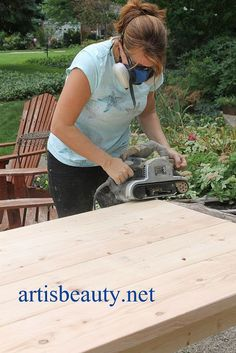 (4) Hometalk :: How to Build Your Own FarmHouse Table for Under $100 DIY