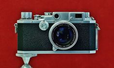 CANON IV Sb, CANON 50mm f/1.8 Lens