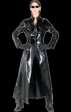 Adult Official Matrix Trinity Costume