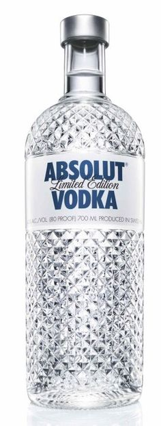 40 Absolut Vodka Bottles With Stunning Design (Vodka Bottle)