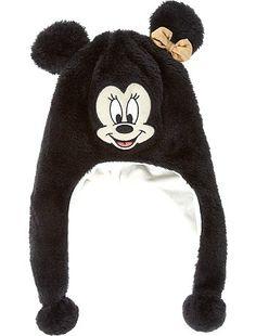 Bonnet 'Minnie' façon fourrure Bébé fille 6,00€ Bonnet, écharpe, gants Trop chou ! - Bonnet 'Disney' façon fourrure - Broderie tête de 'Minnie' devant - Intérieur con