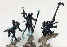 Dark Eldar, Post Apocalypse, The Grim, Warhammer 40000, Miniture Things, Elves, Gnomes, Board Games, Color Schemes