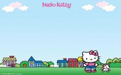 Wallpaper de Hello Kitty  http://fotospara.net/hello-kitty