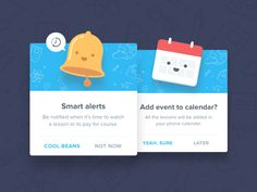 Dribbble - Asking Permissions by Vladislav Ponomarenko