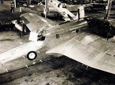 Lot-11621-2:  Melbourne, Australia, 1942.   Beaufort torpedo bomber final…