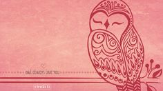 Owl Always Love You!  Free, printable Valentine's Day card from cinda b.  Download, print and send to someone you'll always love.