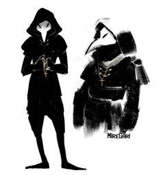 Birb by MireGari-art on DeviantArt Character Concept, Character Art, Plauge Doctor, Doctor Drawing, Scp 049, Armadura Medieval, Dark Art Drawings, Creature Concept Art, Character Design Inspiration