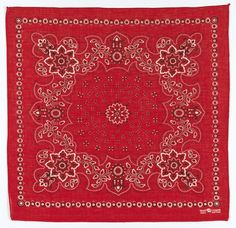 Bandanna (USA), early 20th century   ztl3   Visits   Collection of Cooper Hewitt, Smithsonian Design Museum