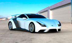 Weber F1  . El Weber F1 es uno de los deportivos más extremos del planeta y arrebata al imponente Bugatti Veyron el título del deportivo de serie más potente del planeta Tierra. Este coche suizo ha sido creado por un grupo de ingenieros provenientes del antiguo equipo de Fórmula 1 BMW Sauber Petronas, por lo que, como puedes imaginar, saben bastante sobre la creación de coches deportivos. Tiene un motor V10 de 1.200 CV que le llevan a los 400 km/h de velocidad máxima.