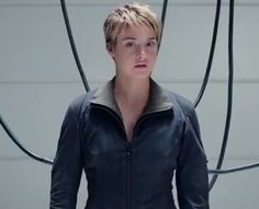 Insurgent trailer still - Tris
