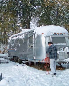 How to Winterize Your RV for Storage