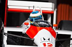 Fernando Alonso has revealed how he would have preferred to be a Formula 1 driver in the 1980s, when his hero Ayrton Senna was racing. The double F1 world champion recently drove an ex-Senna McLaren-Honda MP4/4, as part of a promotional campaign for McLaren sponsor TAG Heuer. RACER.com