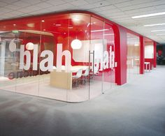 Vodafone, UK corporate office | offices that pop