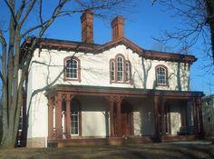 Brentmoor, Warrenton, VA 1861