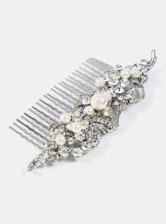 Nelly Wedding Hair Comb Accessory
