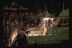 Morning Time in Algoma, Wisconsin - Kinn's Sport Fishing