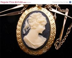 Storewide Sale Avon Vintage Celluloid by TheJewelryLadysStore, $13.60