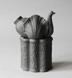 black - ceramic - Matt J. Smith - Notes from a love Song