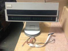 Dec Vintage LED Panel Display Assembly