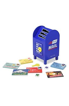 Melissa & Doug 'Stamp Sort' Mailbox available at #Nordstrom