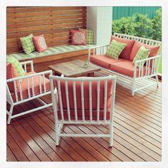 C And Green On The Custom Bench Robert Plumb Chairs Painting Wicker Furniturebamboo Furnitureoutdoor Imagefaux