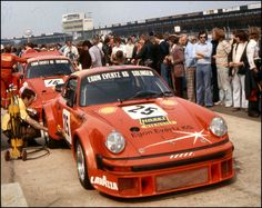 Let The Good Times Roll — 1976_Silverstone 6h . Porsche 934