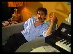 Frank Zappa - Peefeeyatko Documentary (see http://www.openculture.com/2012/06/ipeefeeyatkoi_a_look_inside_the_creative_world_of_frank_zappa.html )