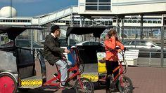 Osa taksien polkijoista on rehellisiä yrittäjiä, osa koittaa mahdollisuuksien mukaan rahastaa varomattomia turisteja.