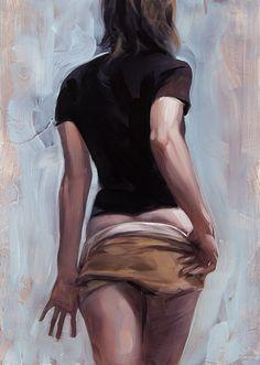 Jacqueline by David Palumbo